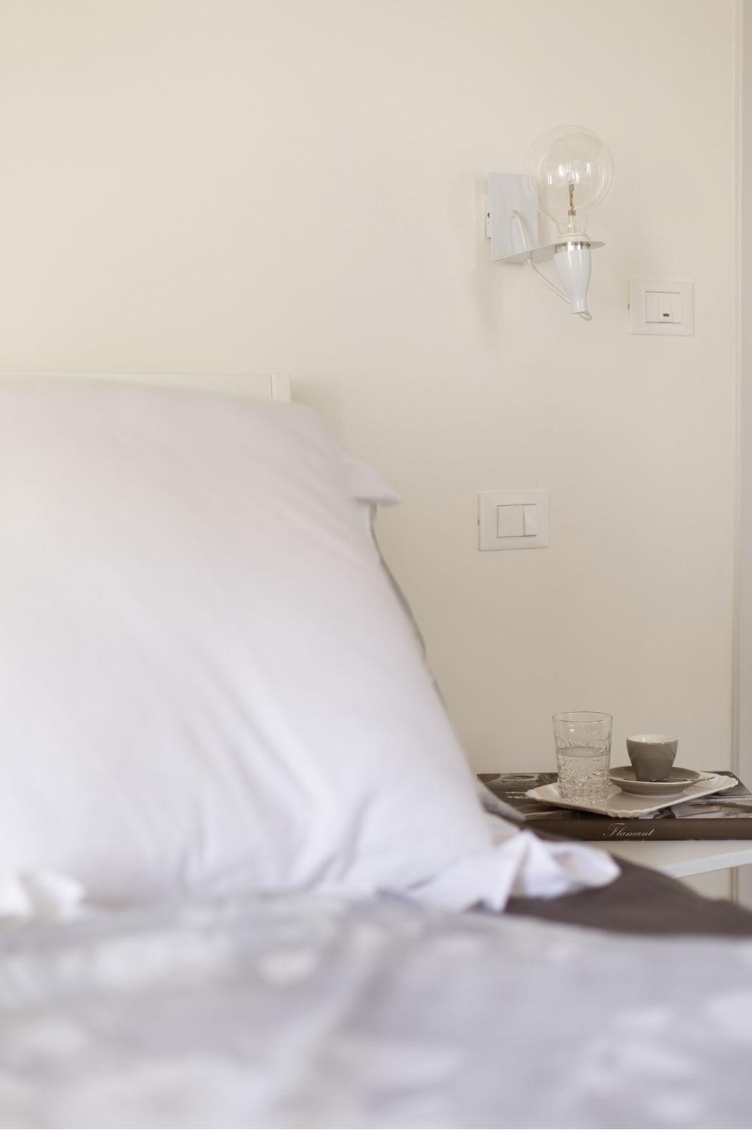 Un particolare della camera Poveglia, B&B bed and breakfast Venezia Laguna 724